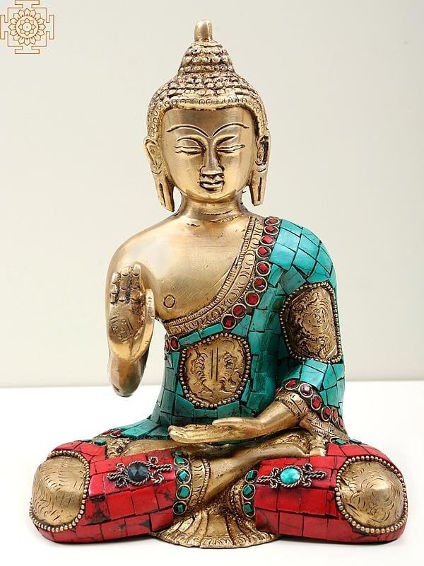 Blessing Buddha - Tibetan Buddha