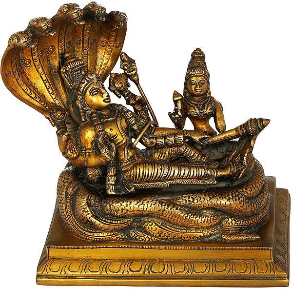 Shesha-Shayi Vishnu