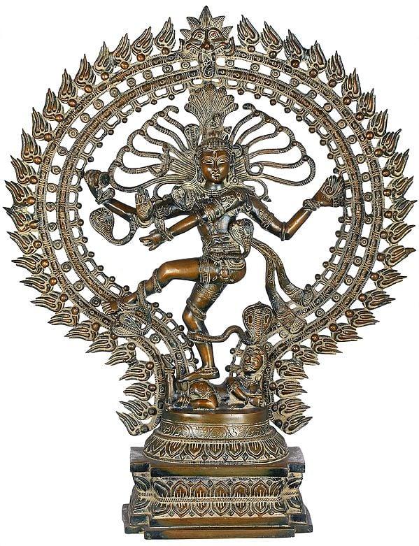Nataraja- The Lord of Dancers