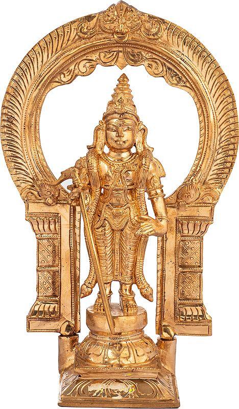 Karttikeya, The Parlokiya Warlord