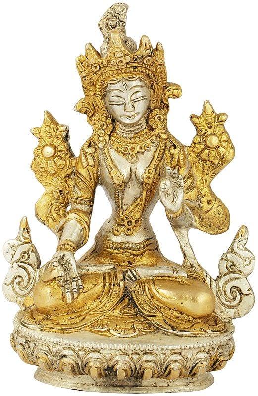 White Tara, The Supreme Female Deity In Tibetan Buddhism