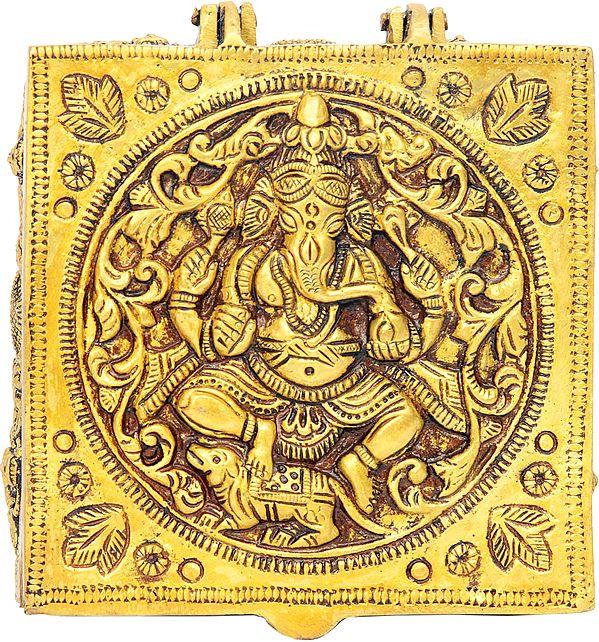 Lord Ganesha Box