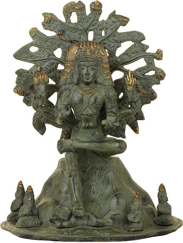 The Magnificence Of Dakshinamurti Shiva
