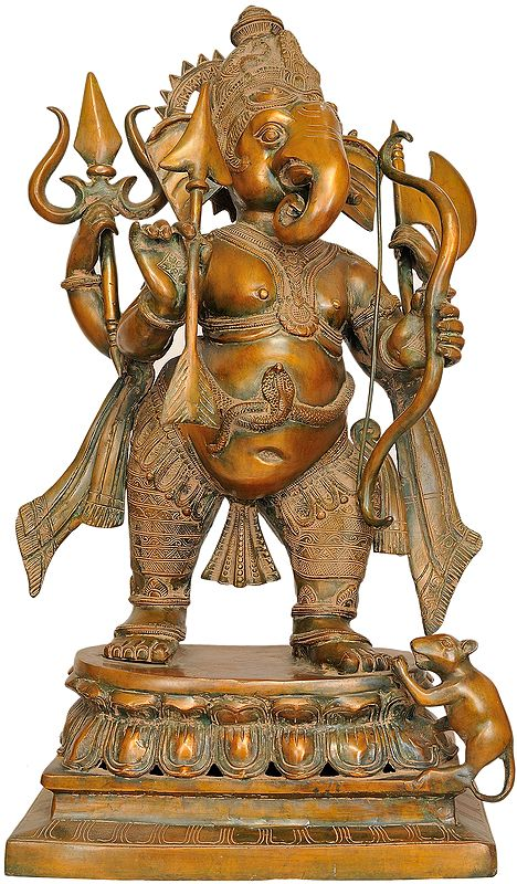 The Invincible Yuddha-Ganapati