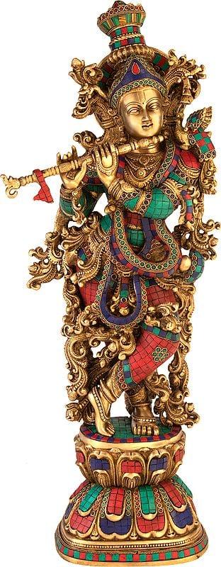 Inlay Murli Krishna