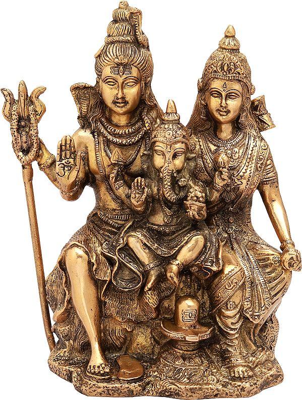 Shiva Family (Shiva Parivar)