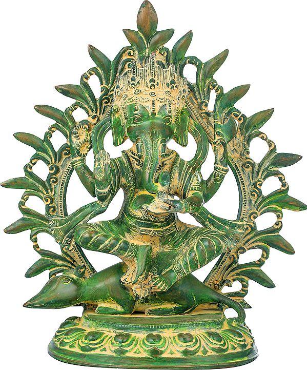 Nepalese form of Ganesha