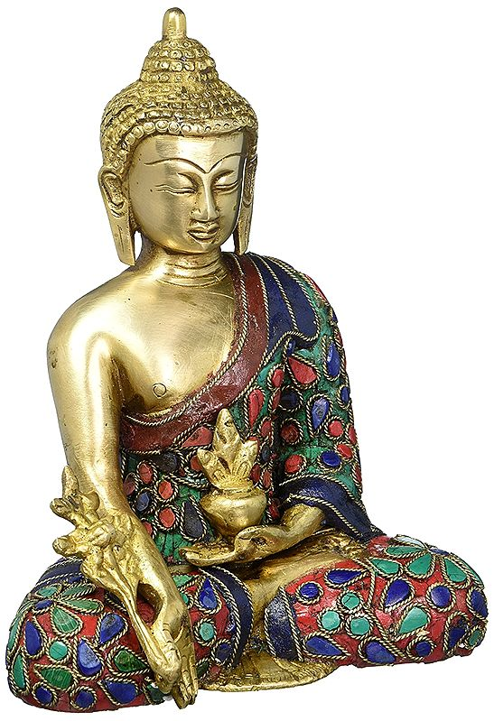 The Meditating Medicine Buddha Buddhism
