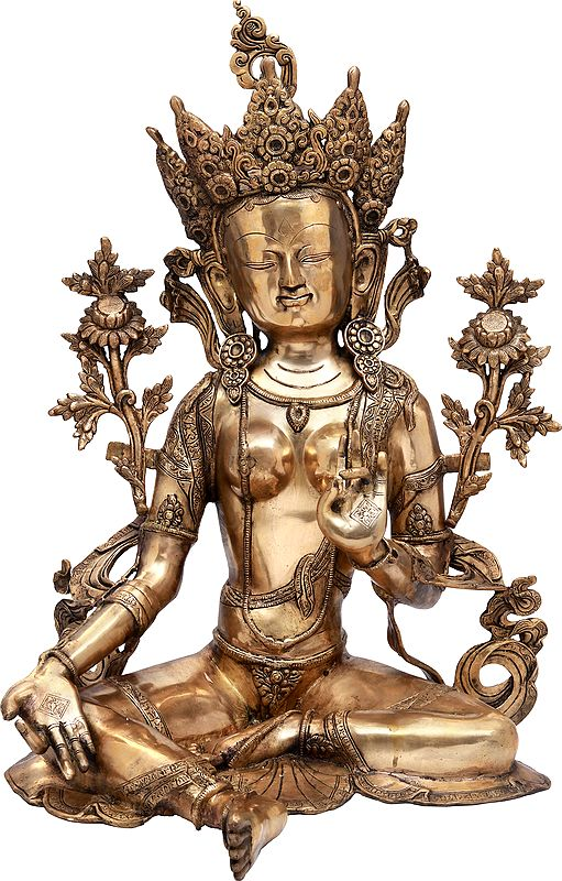Seated Shyama Tara