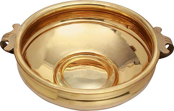 Urli Bowl For Ritual Purposes