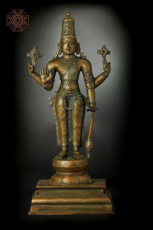 The Glory Of Lord Vishnu