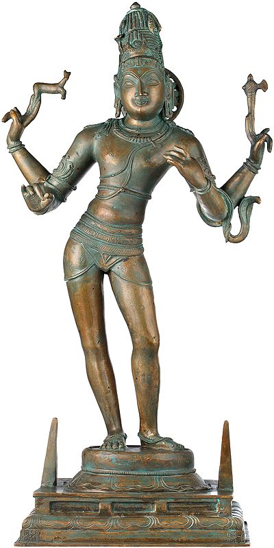 Lord Shiva Pashupatinath - Superfine Quality