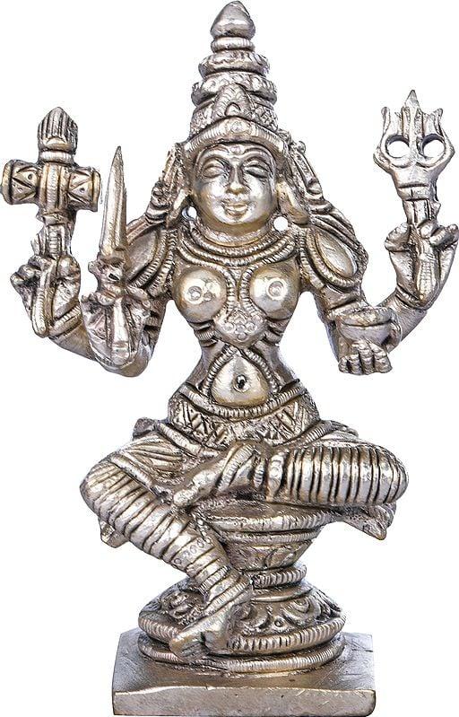 South Indian Goddess Durga (Mariamman)