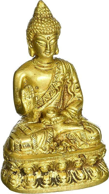 Blessing Tibetan Buddhist Lord Buddha