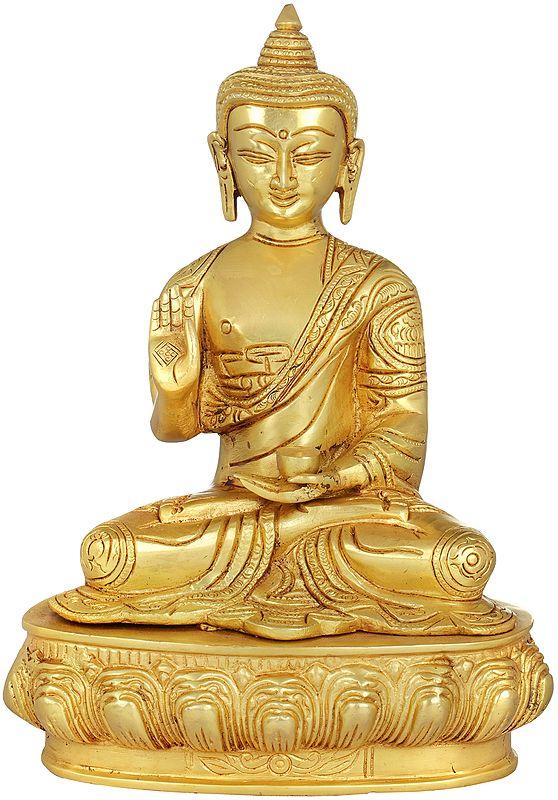 Blessing Buddha  - Tibetan Buddhist