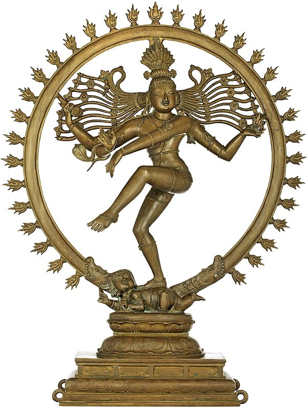 Superfine Bronze Nataraja