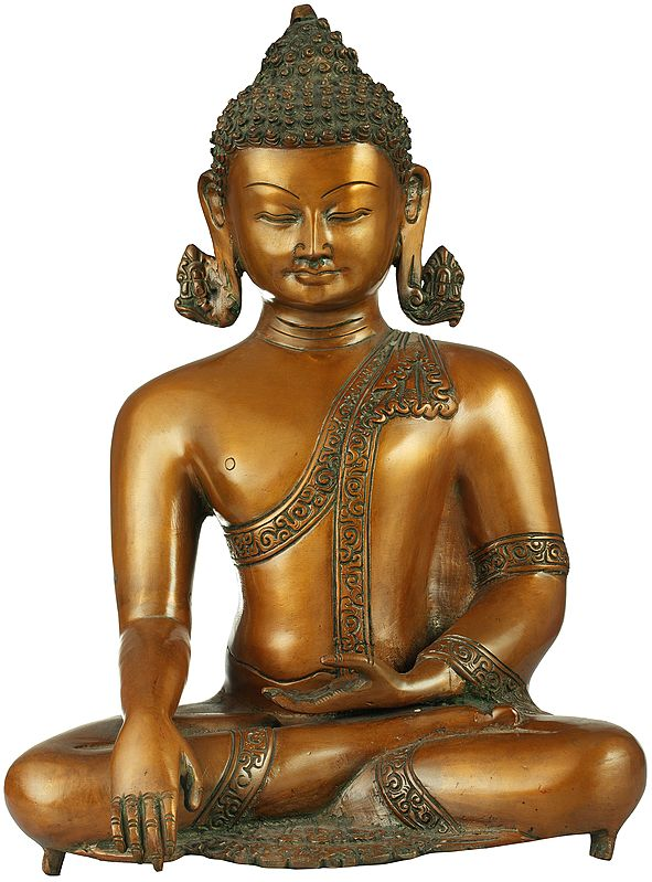 The Moment of Attaining The Supreme Enlightenment - Tibetan Buddhist