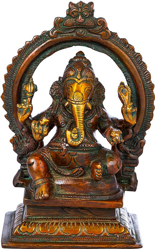 Small Lord Ganesha