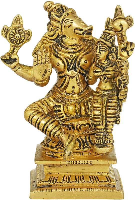 Varaha Avatara: Vishnu's Boar Incarnation and Bhudevi