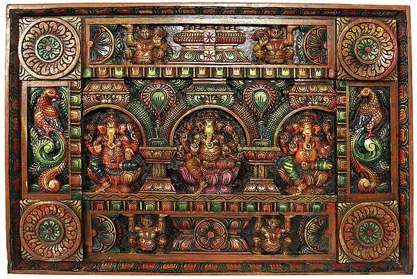 Lord Ganesha Panel