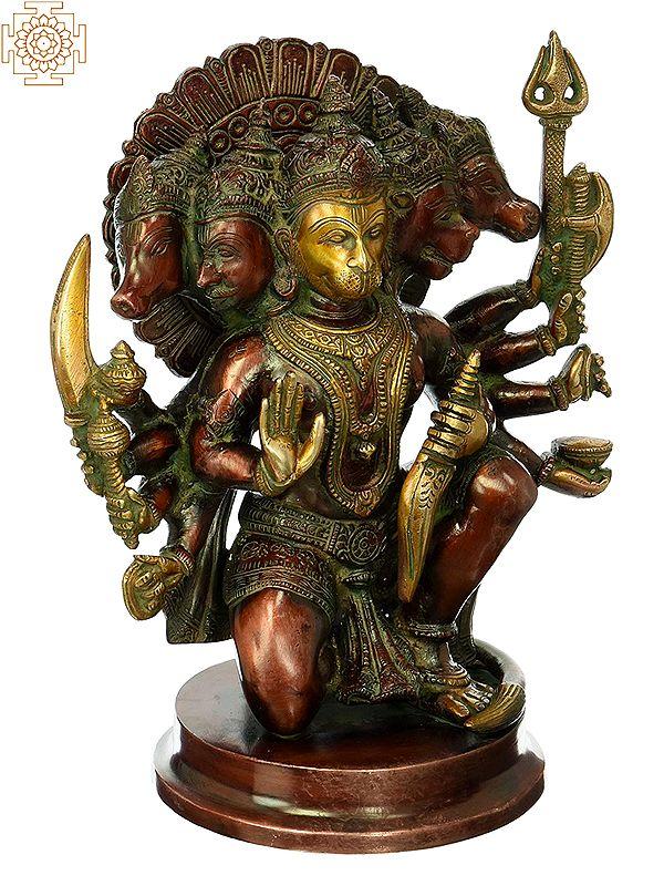Panchmukhi Lord Hanuman (Five Heads)