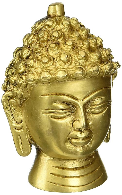 Tibetan Lord Buddha Head
