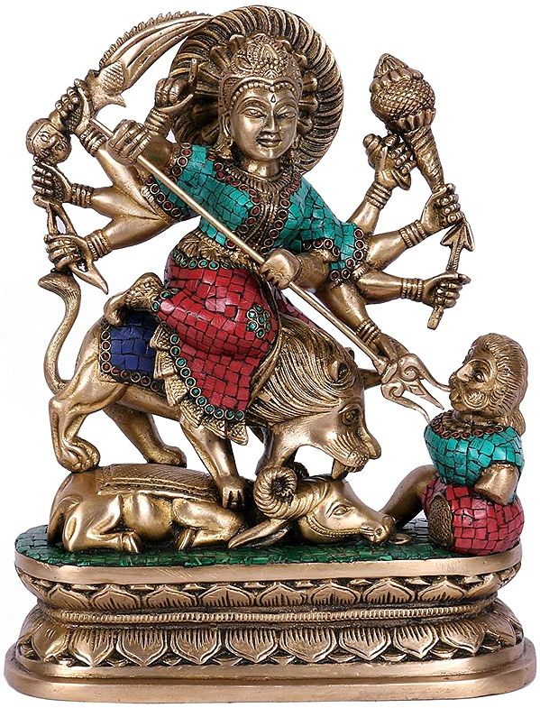 Mahishasuramardini Goddess Durga