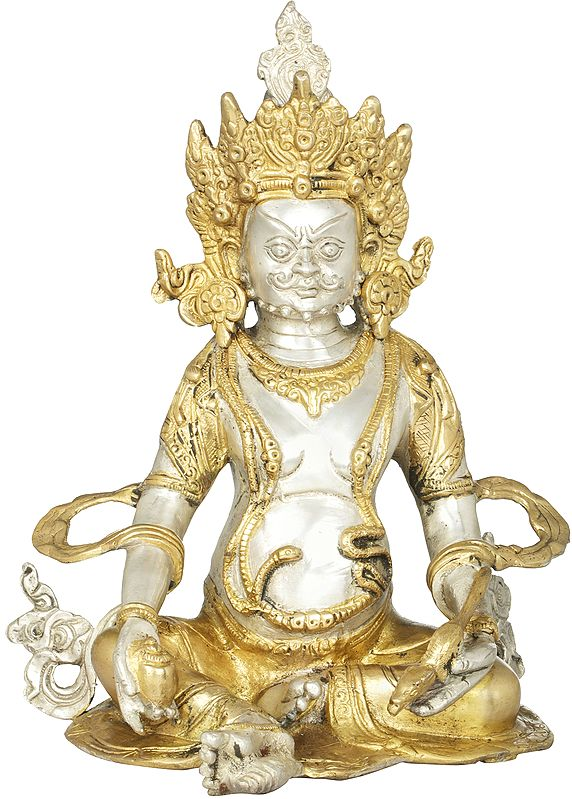 The God of Wealth- Kubera