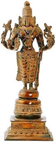 Blessing Lord Vishnu