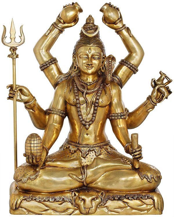 Lord Mahamrityunjaya, The Infallible One