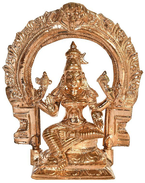 Seated Parvati