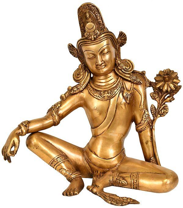 Tibetan Buddhist Deity Avalokiteshvara