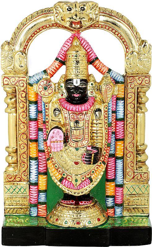 Sri Venkateswara  at Tirupati