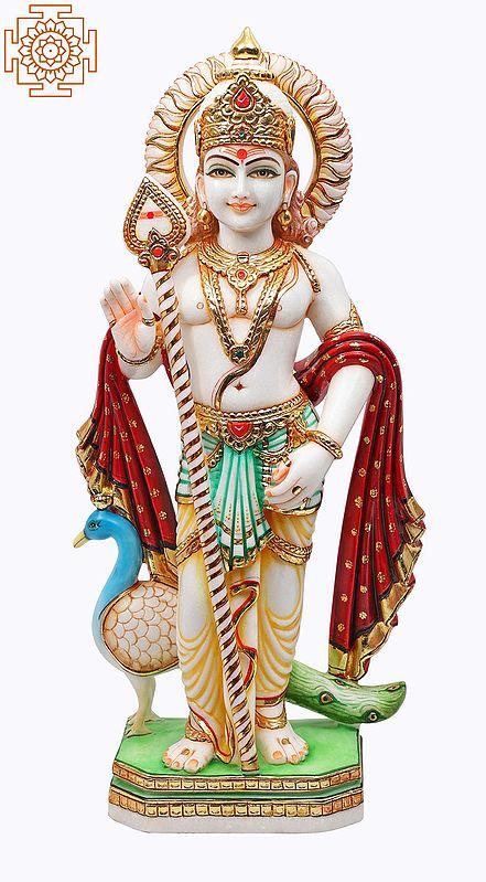 Kartikeya- The Warrior God
