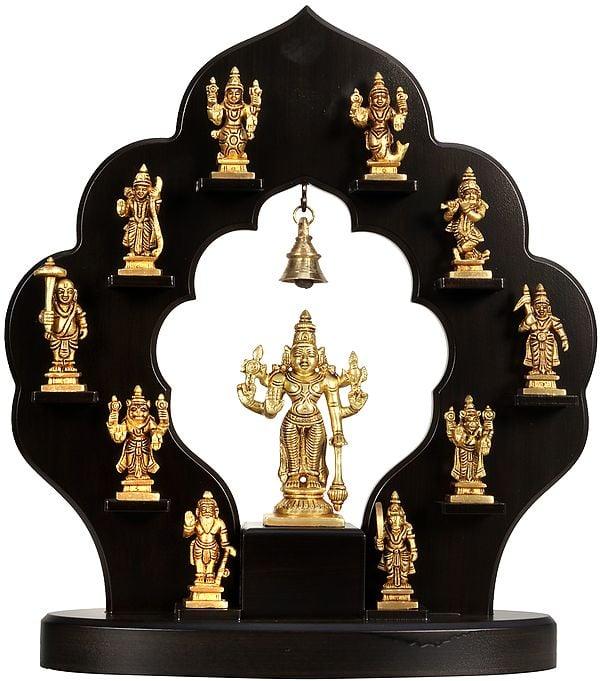 Dashavatara- The Ten Incarnations of Lord Vishnu