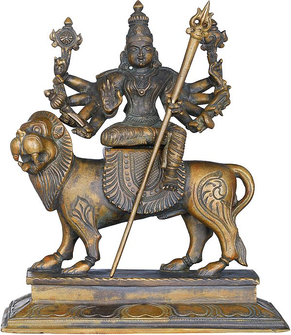 Goddess Durga From South India