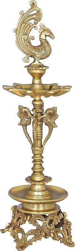 Mayur Lamp