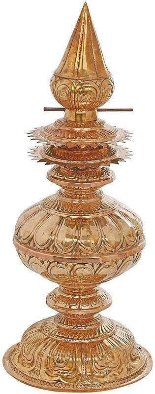 Large Size Gopur Kalasha
