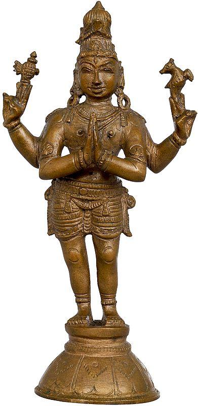 Pashupatinath - The Incarnation Of Shiva