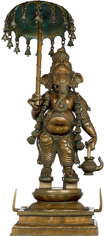 The Ascetic Lord Ganesha