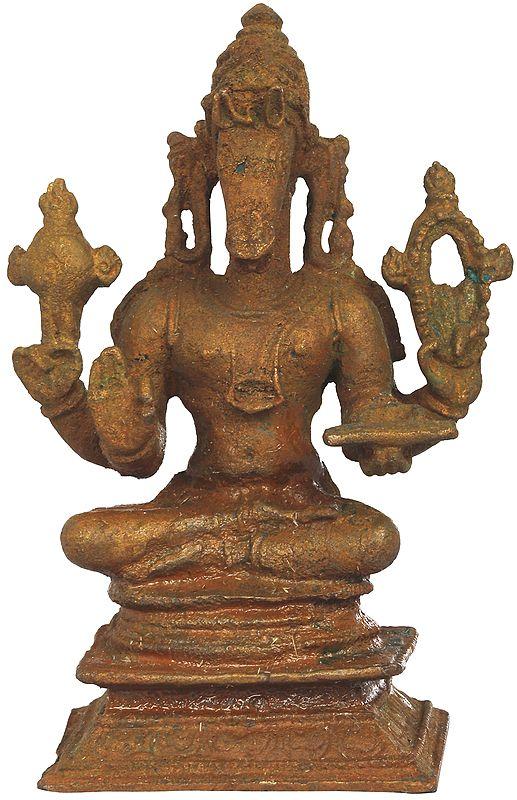 Hayagriva - Horse-Headed Avatar of the Lord Vishnu