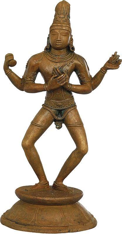 Nrtya Lord Shiva