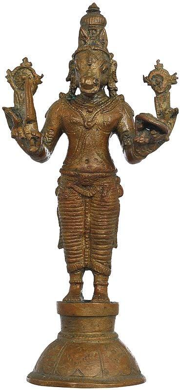 Horse Headed Avatara Of Lord Vishnu