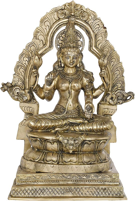 Goddess Lakshmi as Padmavati
