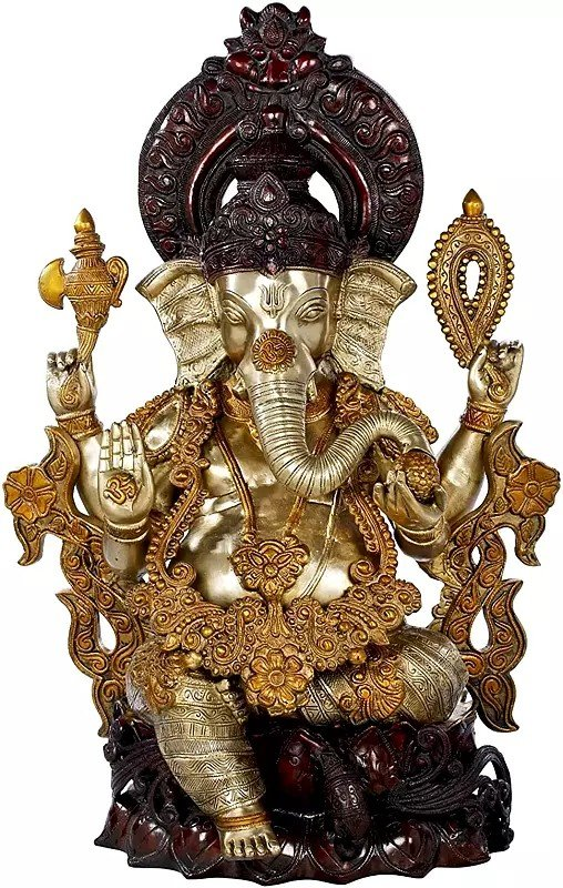 The Glamour Of Lord Ganesha