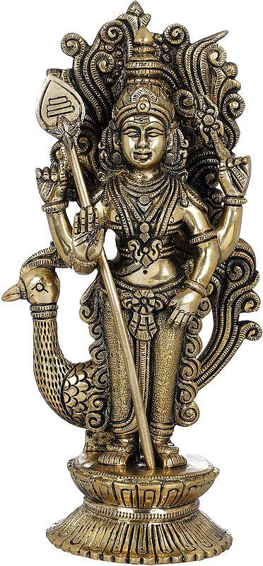 Karttikeya - The Warrior Son of Shiva