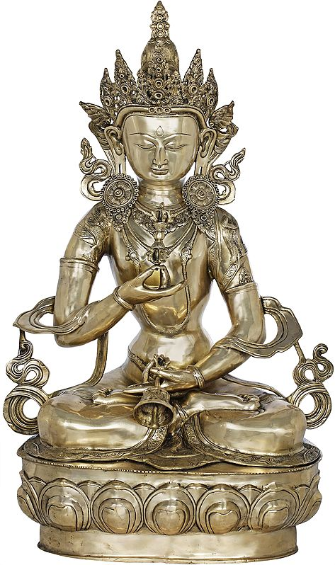 Large Size Vajrasattva, The Great Purifier - Tibetan Buddhist