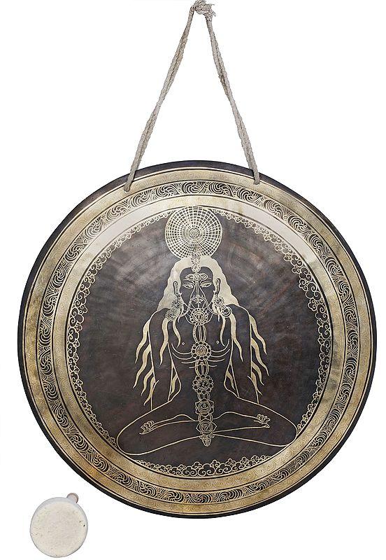 Kundalini Yoga Chakras Gong