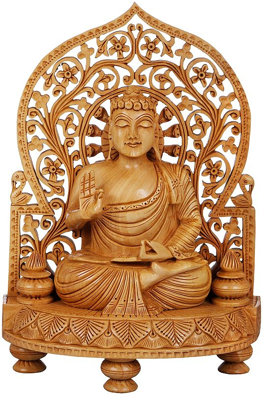 The Quiet, Dhyani Buddha
