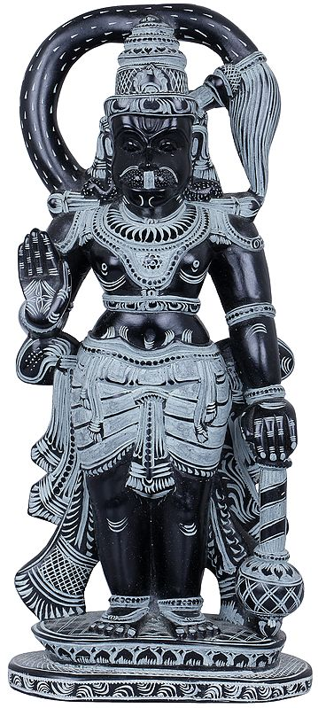 Standing Hanuman